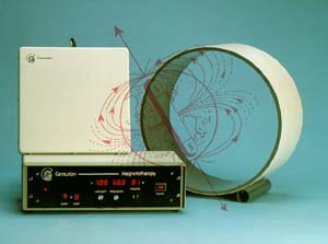 magnetic field therapy machine