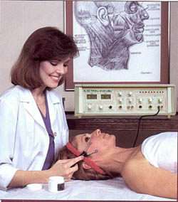 Myopulse facial treatment